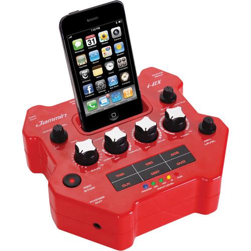 Jammin i-GX iPod Player & Recorder