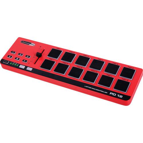 Jammin PD 12 - Laptop Pad Controller