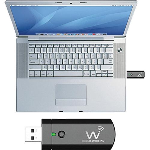 Wi Digital WI USB 2.0 Audio Transmitter for PC/MAC