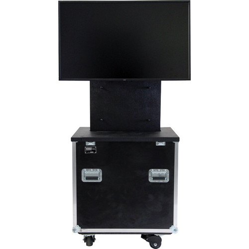 "JELCO Roto-Lift Mini Kiosk for 26-32"" Flat Screens"