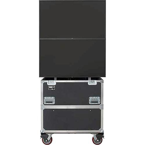 JELCO ELU-50RX2 RotoLift Dual Shipping and Display Case