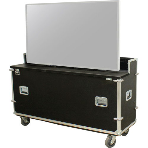 """JELCO EL-70 EZ-LIFT Shipping and Display Case for 70-75"""" Flat-Screen Monitor"""