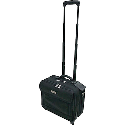 JELCO Executive Roller Bag for Projector and Laptop