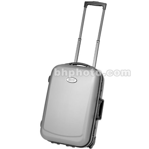 JELCO JEL-701PL Platinum Series Molded Travel Case (Silver)