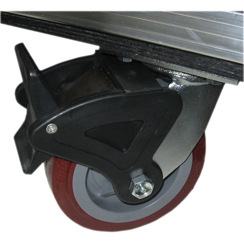 """JELCO WHL-6 EZ-LIFT Upgrade to 6"""" Locking Casters (4 Casters)"""