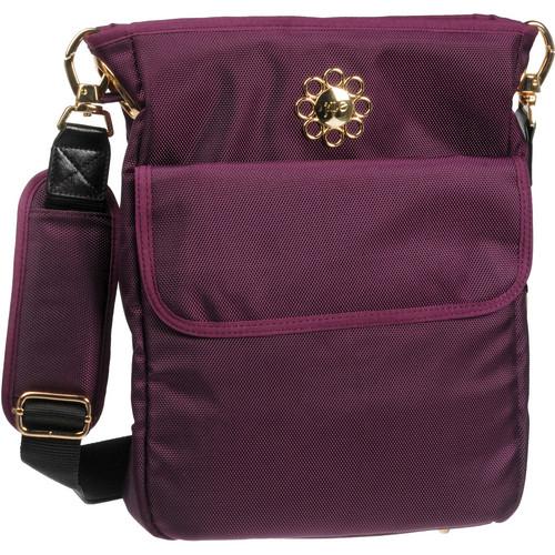 Jill-E Designs Potion Purple Swing Camera / Carry-All Bag