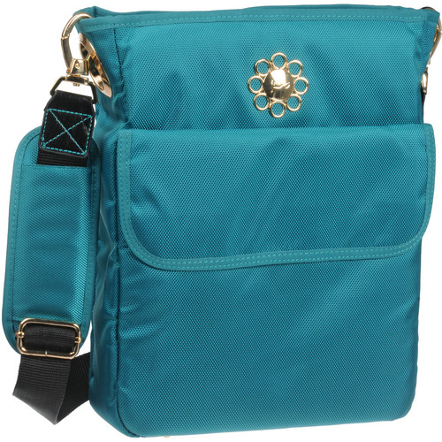 Jill-E Designs Tantalizing Turquoise Swing Camera / Carry-All Bag
