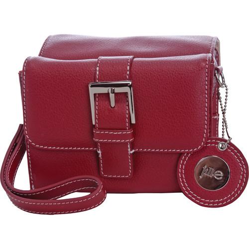 Jill-E Designs All Purpose Video/Camera Bag (Red)