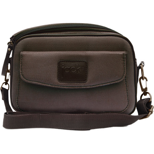 Jill-E Designs Jack Compact System Camera Bag (Brown)
