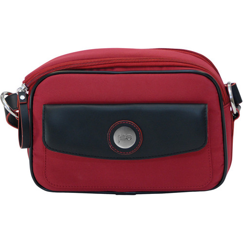 Jill-E Designs Compact System Camera Bag (Red)
