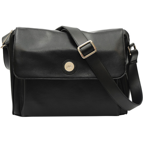 Jill-E Designs Tablet Messenger - Black Leather