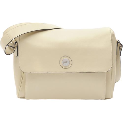 Jill-E Designs Tablet Messenger - Vanilla Leather