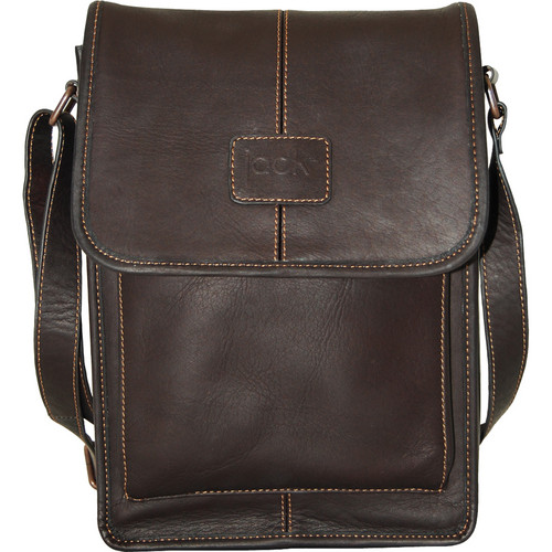 Jill-E Designs JACK Metro Tablet Bag (Brown)