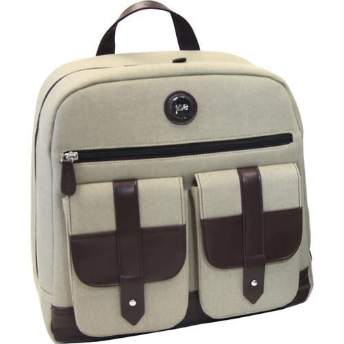 Jill-E Designs Backpack (Tan Woven)