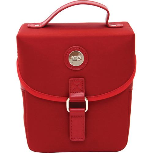 Jill-E Designs Snap Camera Case (Red Microfiber)