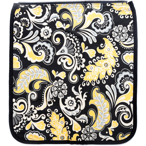 Jill-E Designs Carry-All Cover (Yellow Paisley)
