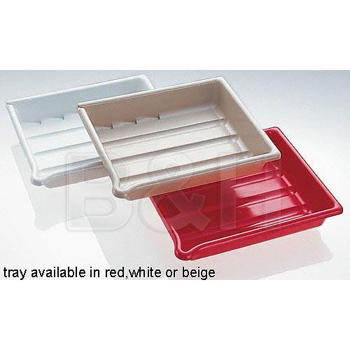 "Jobo Plastic Developing Tray - 5x7""(Beige)"