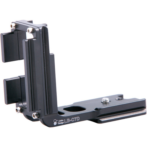 Jobu Design L Bracket for Canon 7D Without Battery Grip