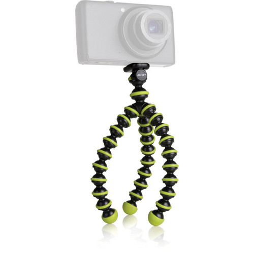 Joby Gorillapod Original Flexible Mini-Tripod (Black/Lime Green)