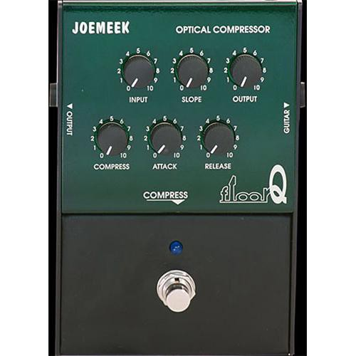 Joemeek FloorQ - Guitar and Bass Compression Pedal