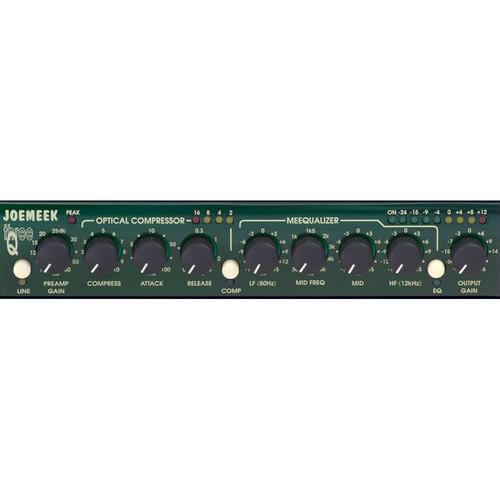 Joemeek threeQ - Microphone/Instrument Preamp