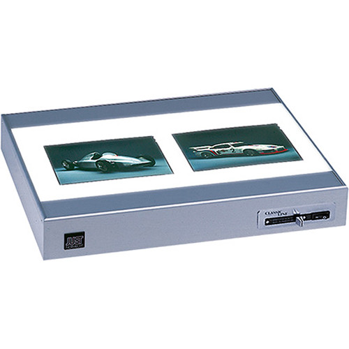 """Just Normlicht 14 x 43"""" Classic Line Transparency Viewer with Electronic Dimmer"""