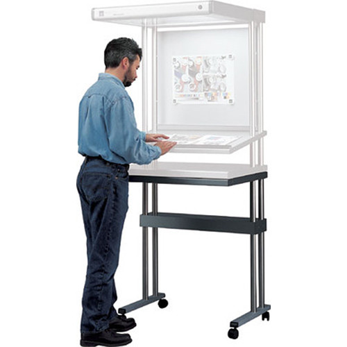 Just Normlicht Trolley for Proof Top Multi 5000 Proofing Station #20420