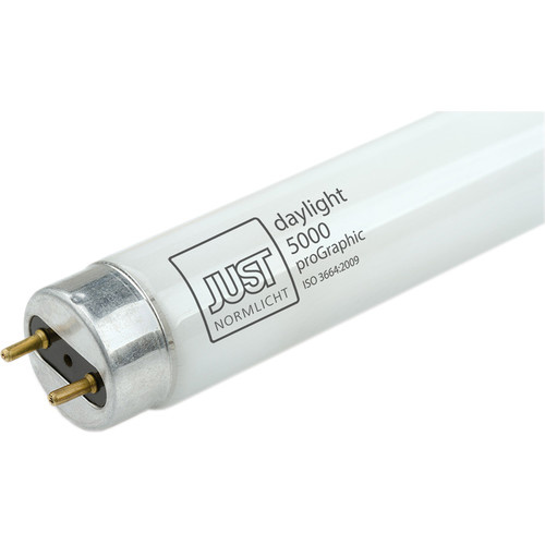 "Just Normlicht 23"" 18W Daylight proGraphic Replacement Fluorescent Tube"