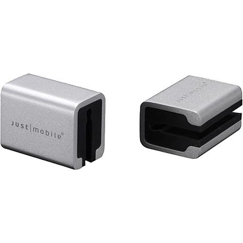Just Mobile AluCube Mini Cable Organizer