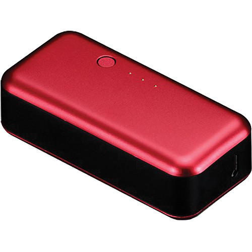 Just Mobile Gum Backup Battery (Red)