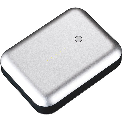 Just Mobile Gum Plus Battery Pack (Silver)