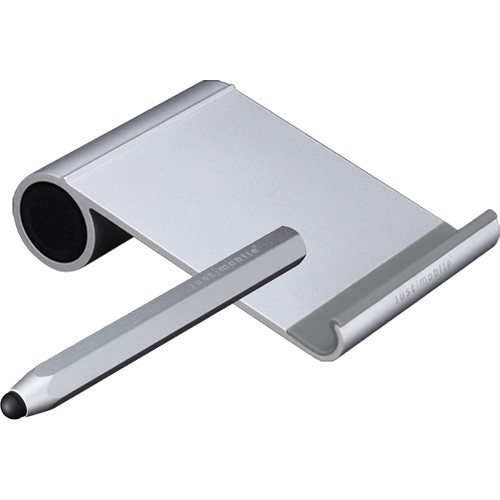 Just Mobile Aluminum Stylus/Stand For iPad Bundle