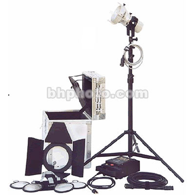K 5600 Lighting Joker Bug 200W HMI Par One Light Kit for Anton Bauer (90-265VAC/12VDC)