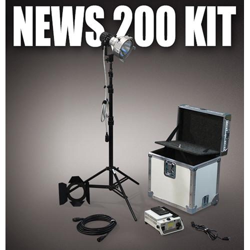 K 5600 Lighting Joker Bug 200W HMI News Kit