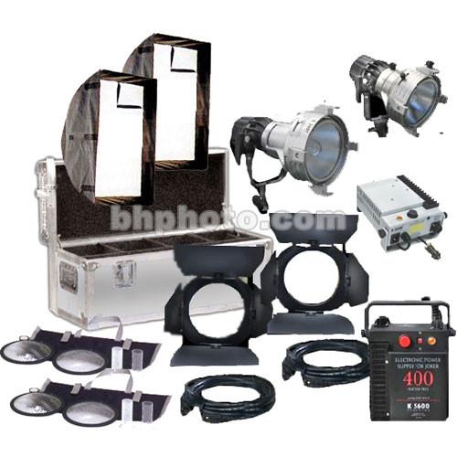 K 5600 Lighting Joker-Bug Combo 200/400W Plus News Kit (90-265VAC, 30VDC)