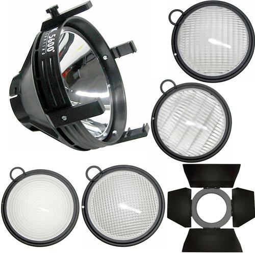 K 5600 Lighting Beamer Accessory Kit for Joker-Bug 800W