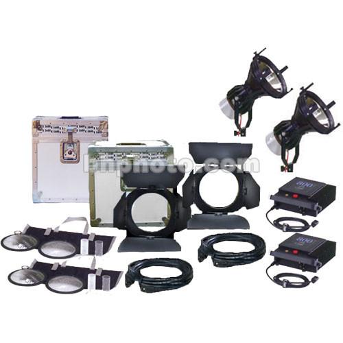 K 5600 Lighting Pair of Joker-Bug 800W HMI 2 Light Kit