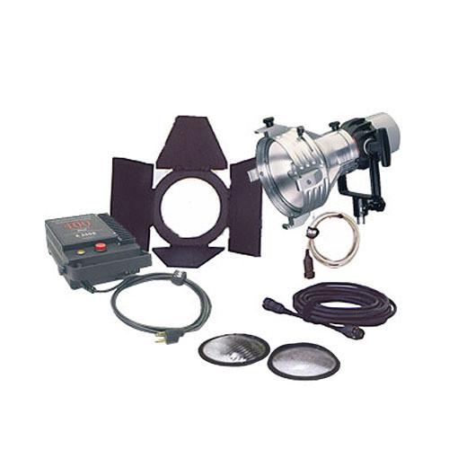 K 5600 Lighting Blackjack 400W HMI Fresnel 1 Light Basic Kit (90-265VAC)