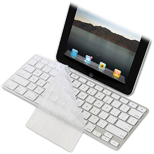 KB Covers ClearSkin Ultra-Clear Keyboard Cover for iPad Keyboard Dock