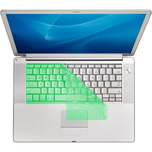 KB Covers Translucent Green Keyboard Cover