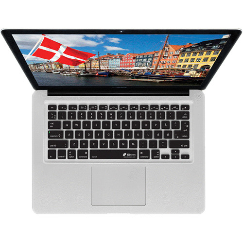 KB Covers Danish Keyboard Cover for MacBook, MacBook Air & MacBook Pro