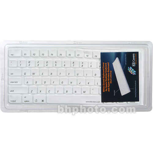 KB Covers Keyboard Cover for Apple Pro Keyboard - (White)