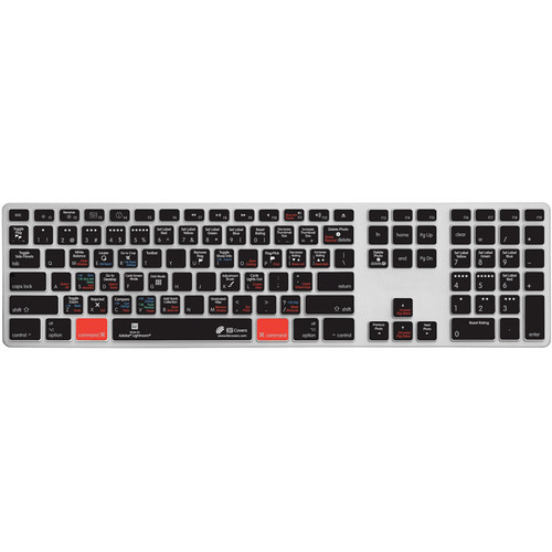 KB Covers Light Room Keyboard Cover for Apple Ultra-Thin Keyboard