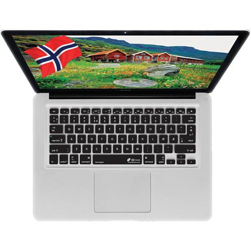 KB Covers Norwegian Keyboard Cover for MacBook, MacBook Air & MacBook Pro