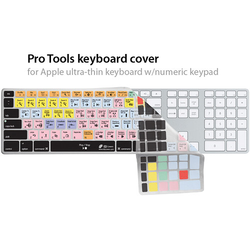 KB Covers Pro Tools Cover for Apple Ultra-Thin Keyboard
