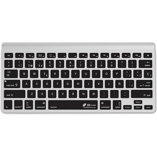 KB Covers Spanish Keyboard Cover for Apple Ultra-Thin Keyboard