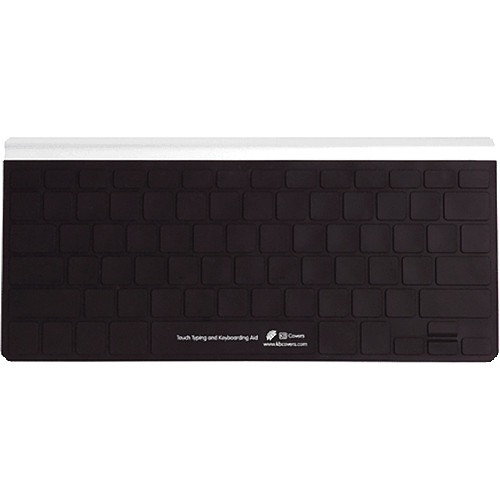 KB Covers Touch Typing Keyboard Cover (Black)
