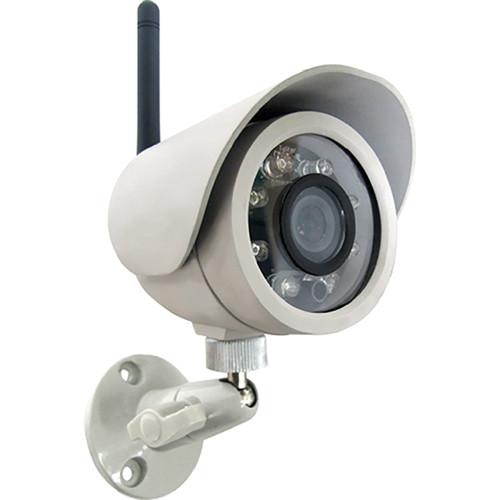 KJB Security Products C1194 Wireless Outdoor / Indoor Camera