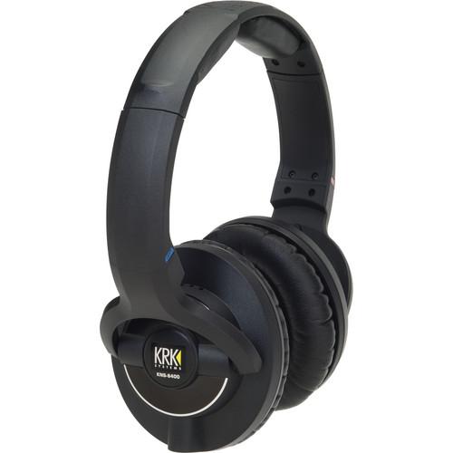 KRK KNS 8400 Closed-Back Stereo Headphones