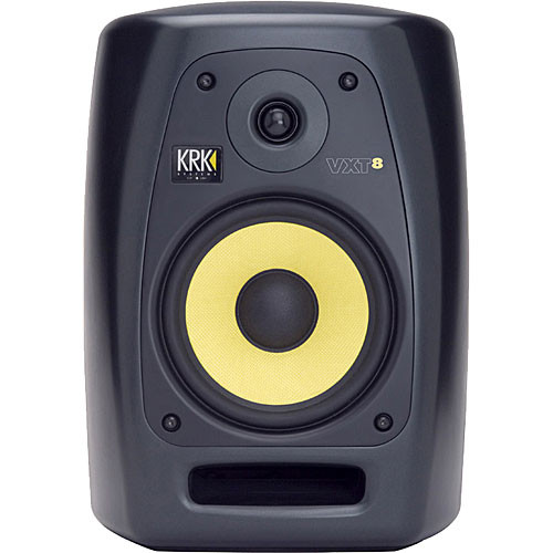 "KRK VXT8 - 180W 8"" Two-Way Active Studio Monitor (Single)"
